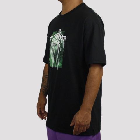 Camiseta Save Real - Preta