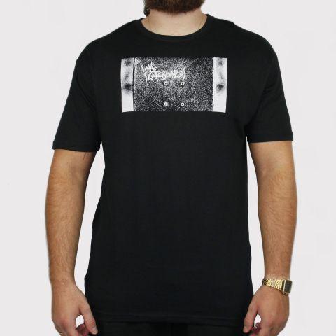 Camiseta Save Skateboarding - Preto