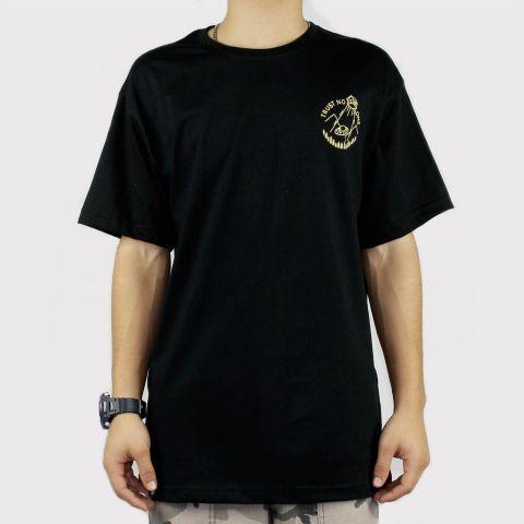 Camiseta Save Trust No One - Preto