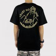 Camiseta Save Trust No One Preto