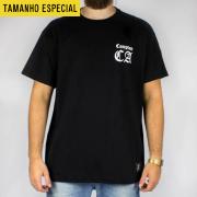 Camiseta Starter Compton The Real Hip Hop Preto (Tamanho Especial)