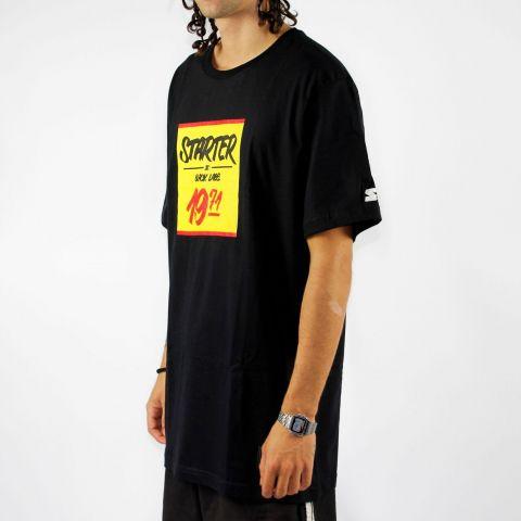 Camiseta Starter Cartaz SBL - Preta
