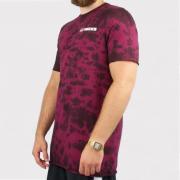 Camiseta Tie Dye Hocks Wash Roxa