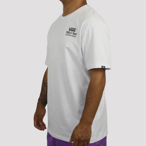 Camiseta Vans Authentic - Branca