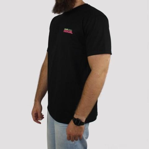Camiseta WR Logo Color - Preto
