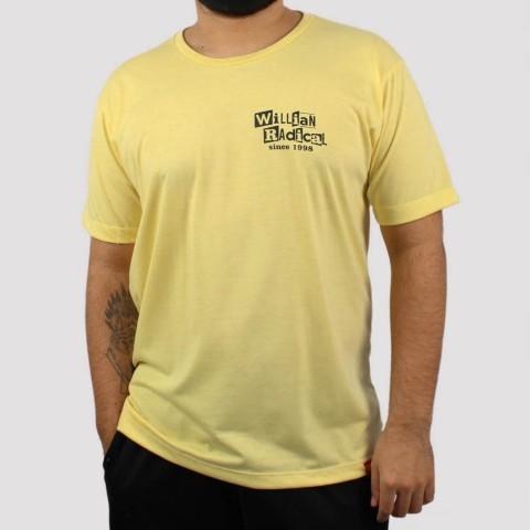 Camiseta WR Since 98 - Amarelo