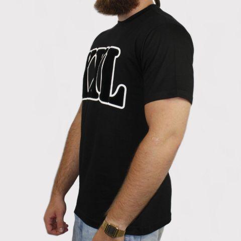 Camiseta XXL Logo - Preto