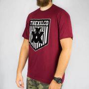 Camiseta XXL Vinho Logo Veludo