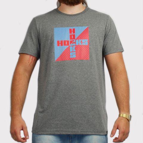 Camisetas Hocks Sinal - Mescla Escuro