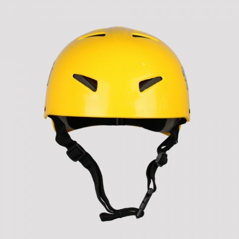 Capacete Boss Co. - Amarelo