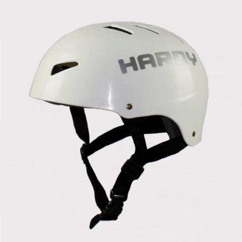 Capacete Hardy Branco