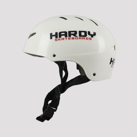 Capacete Hardy - Branco