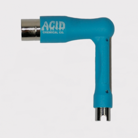 Chave ACID Chemical Space Tool Azul