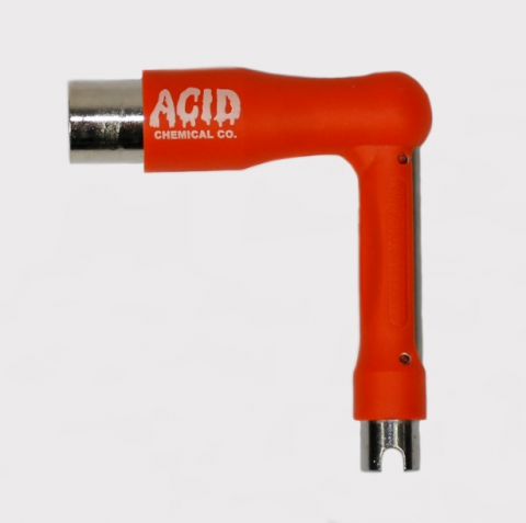 Chave ACID Chemical Space Tool Laranja