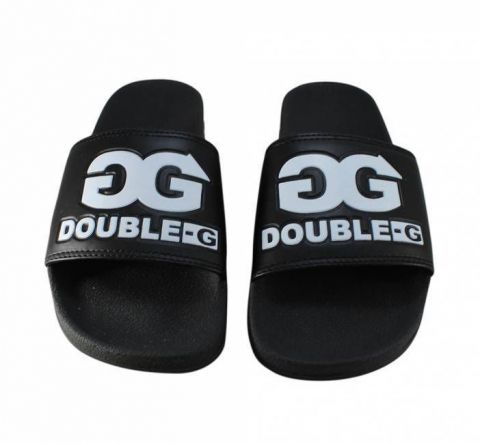 Chinelo Double G Slide Preto