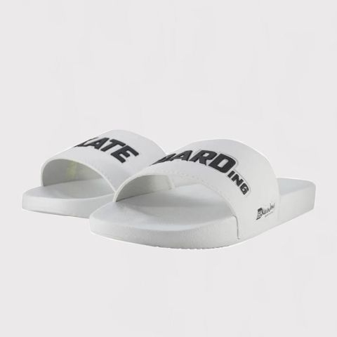 Chinelo Mary Jane Slide KJ Branco