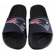 Chinelo NFL Slide New England Patriots Azul/Preto