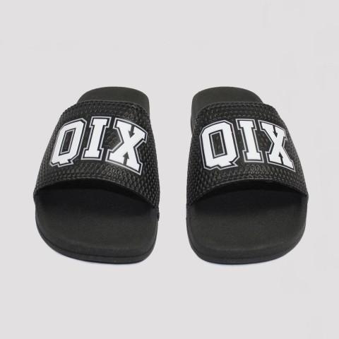 Chinelo Qix Slide - Preto/ Branco