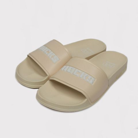 Chinelo Hocks Slide Vanilla - Creme