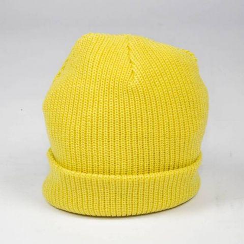 Touca Gorro RVCA Towne Lemon Amarela