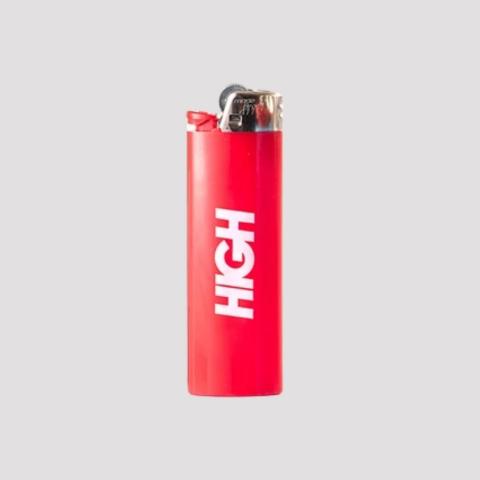 Isqueiro High - Vermelho