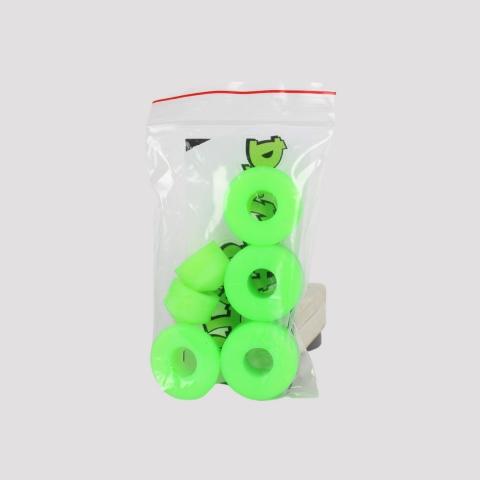 Kit amortecedor + chupeta DR7 - Verde