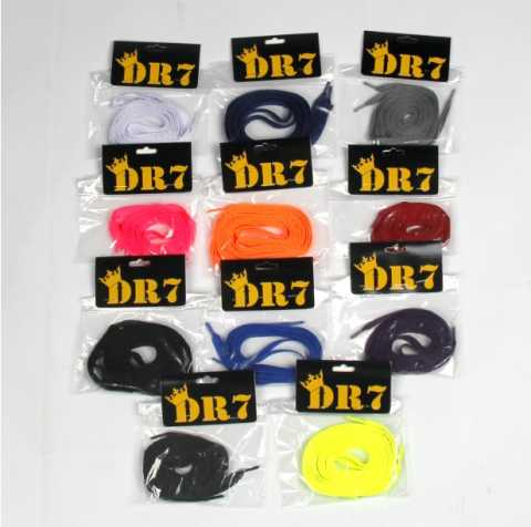 Kit Cadarços DR7 Coloridos