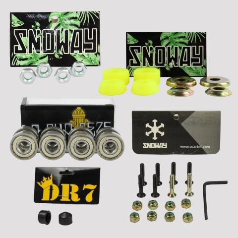 Kit Emergecial Snoway + DR7