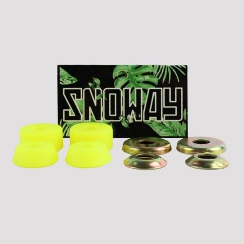 Kit Snoway Amortecedor Barril - Neon