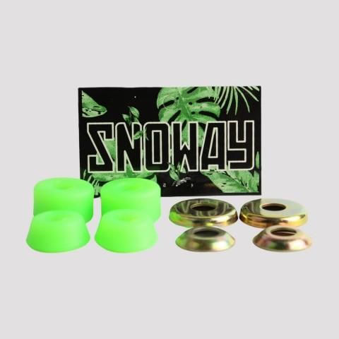 Kit Snoway Amortecedor Barril Verde