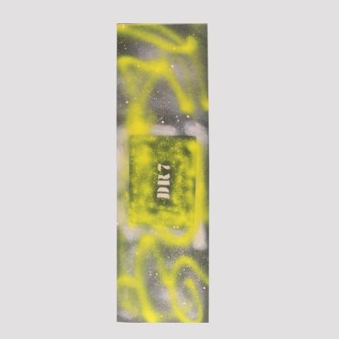 Lixa DR7 Nacional Logo - Rosa/ Amarelo