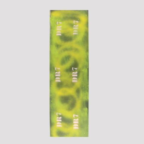 Lixa DR7 Nacional - Rosa/Amarelo
