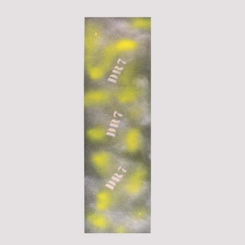 Lixa DR7 Nacional Triologo - Rosa/ Amarelo