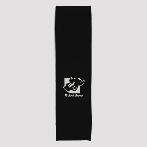 Lixa Emborrachada Black Sheep Logo - Preta