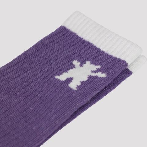 Meia Grizzly Mini Bear - Purple/ Roxo