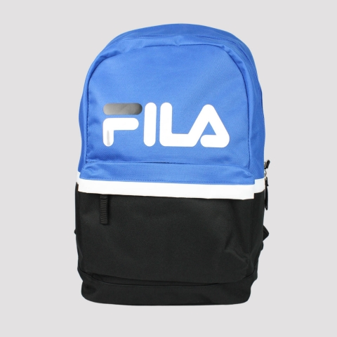 Mochila Fila Essence - Azul/ Branco/ Preto