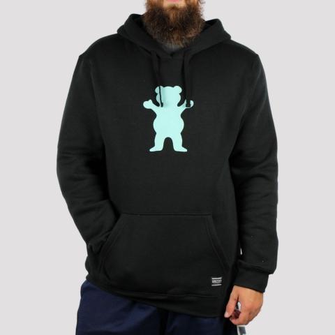 Moletom Grizzly OG Bear - Preto
