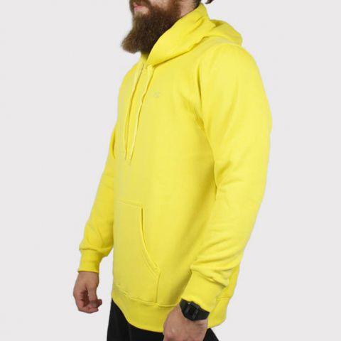 Moletom Hocks Canguru Fechado Promo - Amarelo