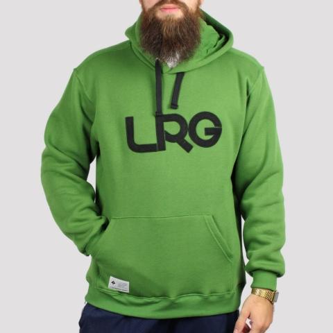 Moletom LRG Canguru Fechado Research - Verde Claro