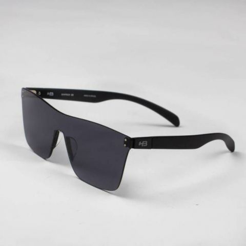 Óculos de Sol HB Floyd Mask Matte Preto