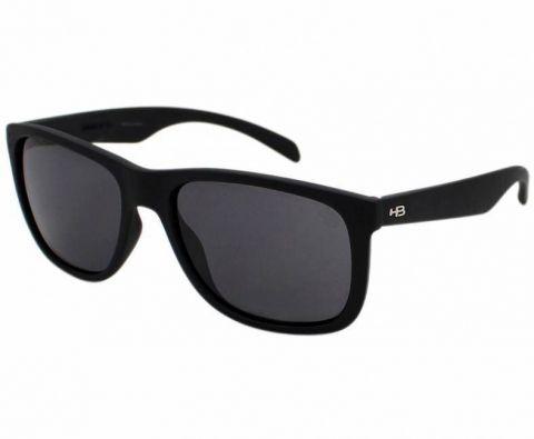 Óculos de Sol HB Ozzie Preto Total Fosco