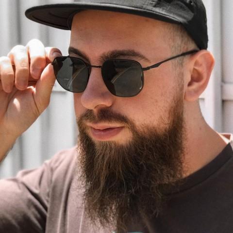 Óculos de Sol HB Stoke - Matte Black