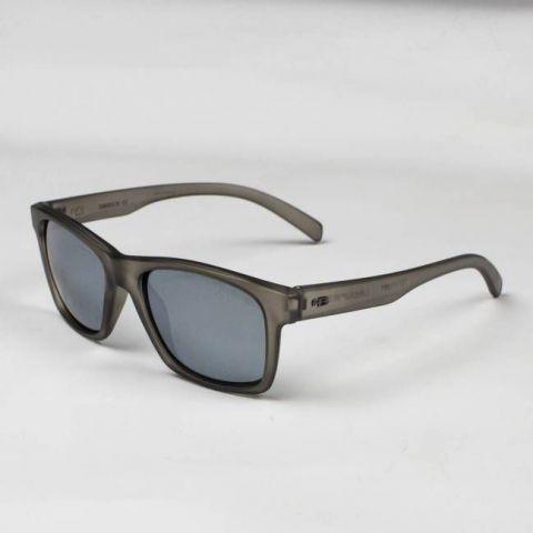 Óculos de Sol HB Unafraid Matte Onyx Semi Transparente