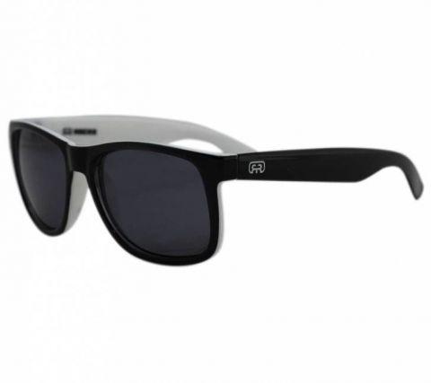 Óculos de Sol Hocks Stevie Preto/Branco