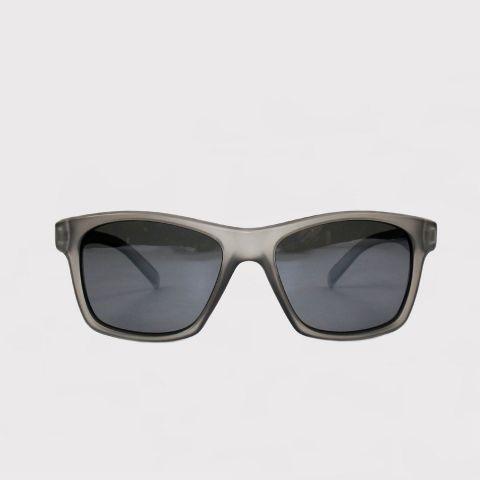 Óculos HB Matte Onyx Polarized Silver