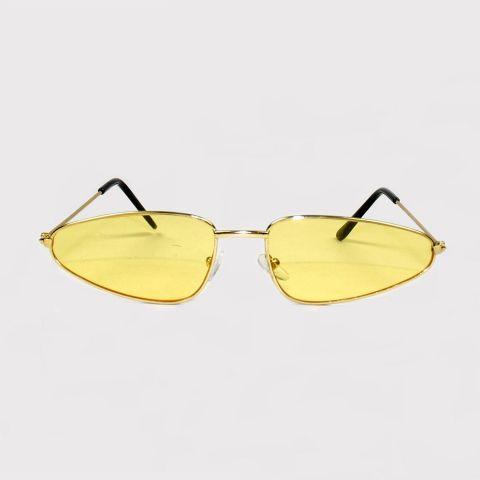 Óculos Festivo Look Amarelo