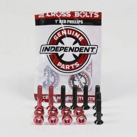 Parafuso De Base 10 Independent Red Philips Vermelha