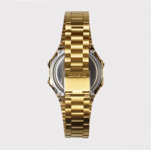 Relógio Casio Vintage A168WG-9WDF - Dourado