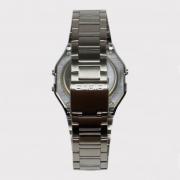 Relógio Casio Vintage 158WA-1DF Prata