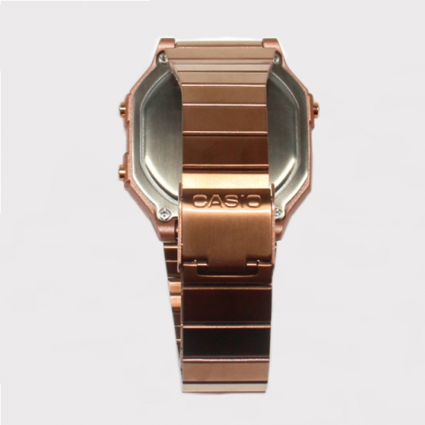 Relógio Casio Vintage B650WC-5ADF Rose